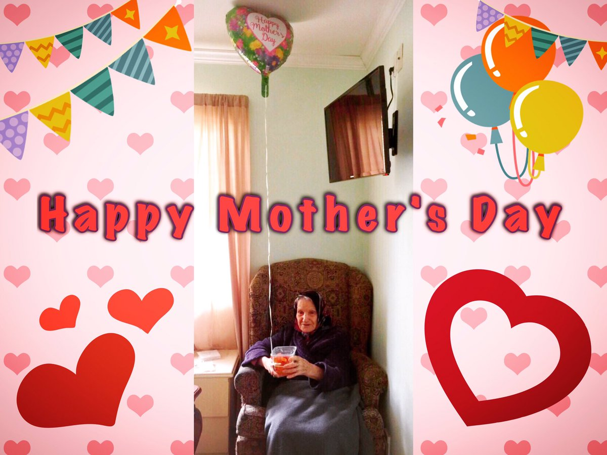 One of our beautiful mother figures on Mother&#39;s Day!  #CareCastle #HappyMothersDay <br>http://pic.twitter.com/t4dmckkOq5