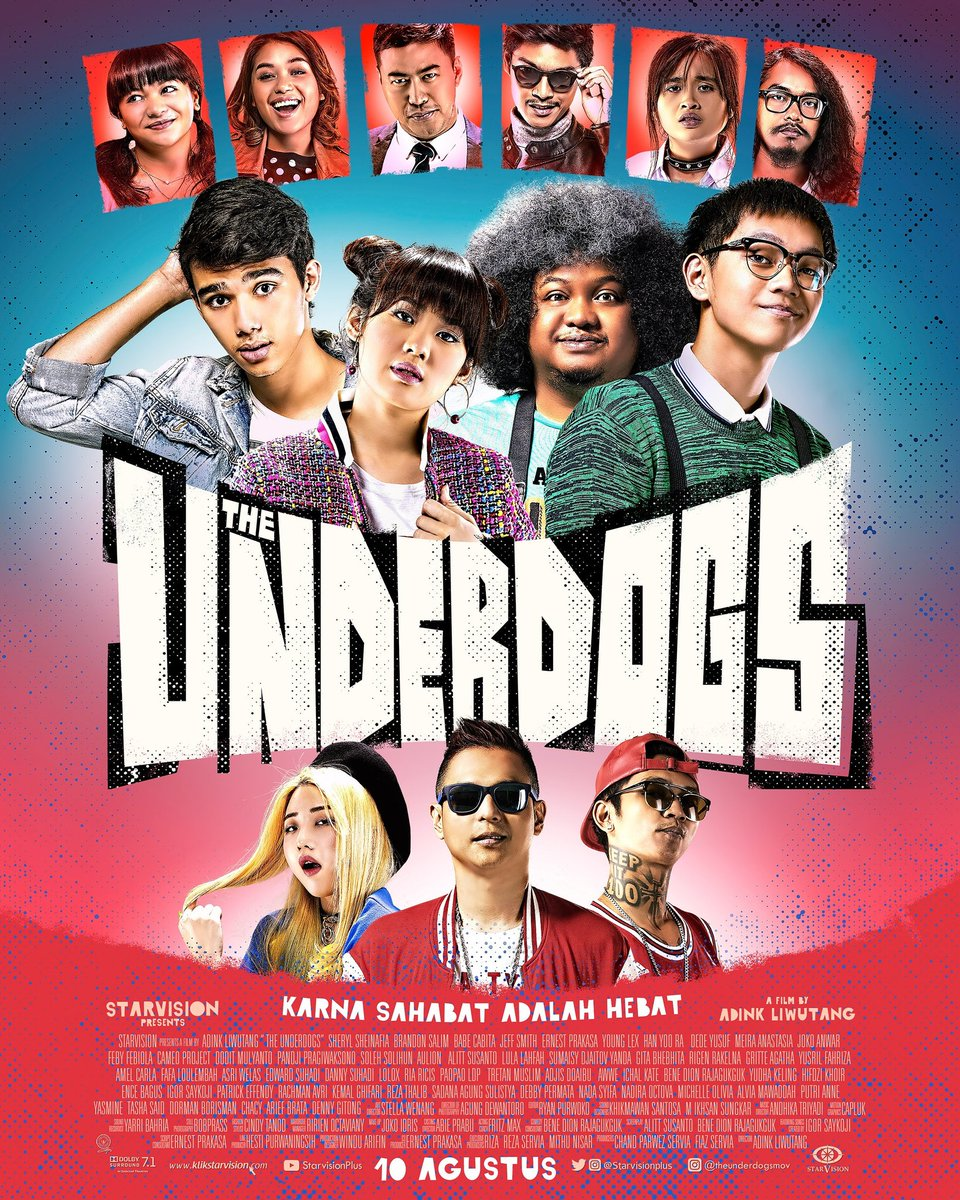 the underdogs movie theunderdogsmov
