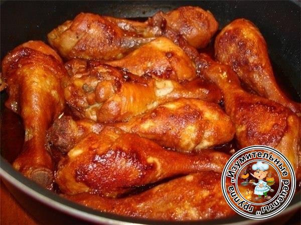 Голень куриная вкусно приготовить