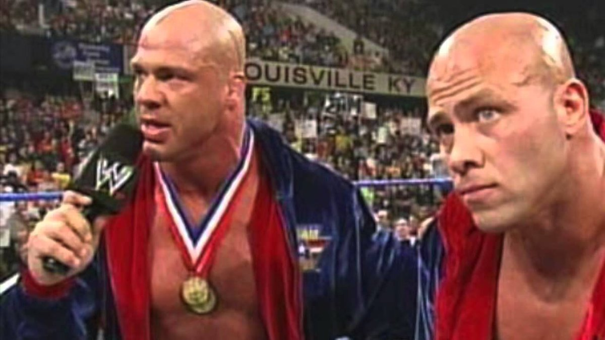 Kurt Angle's Brother Eric Angle To Be Sentenced After Pleading Guilty To Dark Web Drug Charges