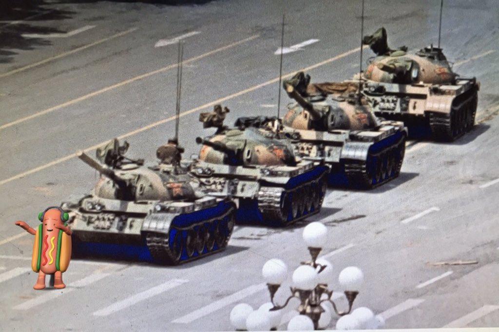 En er zijn zelfs beelden opgedoken van Noord-Koreaanse praktijken...