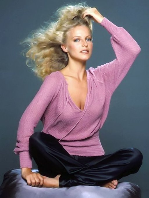 Happy Birthday to Cheryl Ladd who turns 66 today