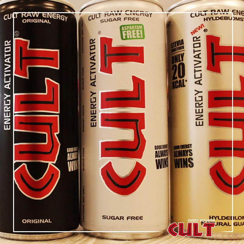 cult energy
