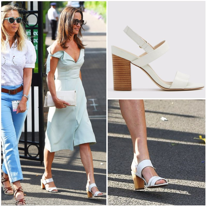 25a991ee5ecc Get  PippaMiddleton s Wimbledon sandal style for less with  Aldo Juliett  Sandals on sale £44.98 ...