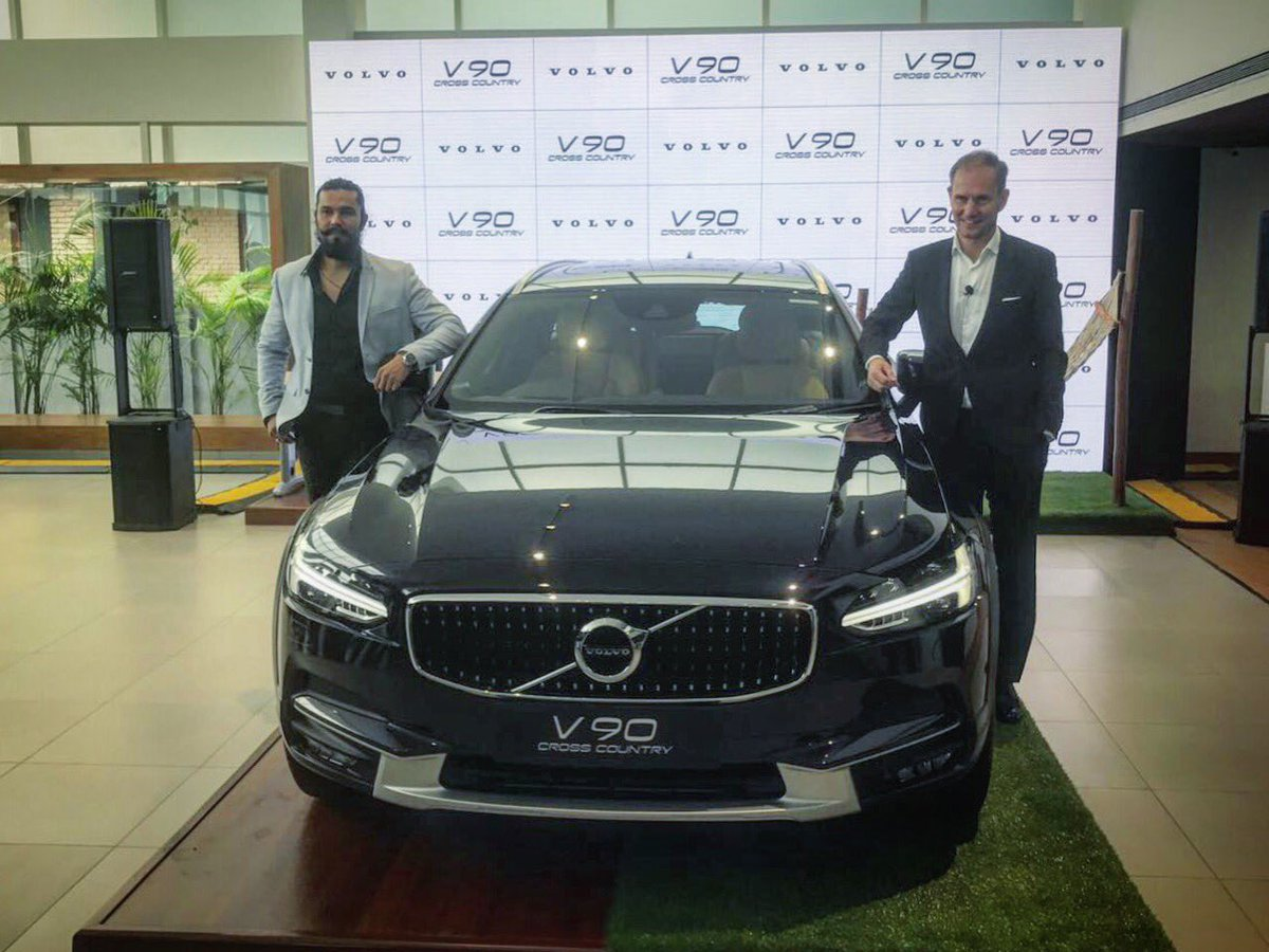 "the 'car and bike guy'. yes that one on twitter: ""volvo launches"