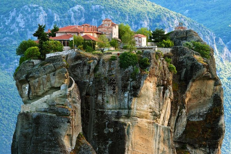 Image result for Meteora