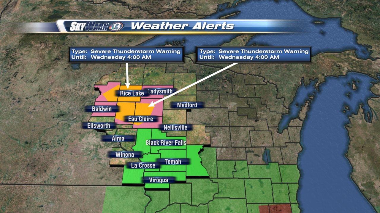 Weau 13 News On Twitter Severe Thunderstorm Warning In Effect