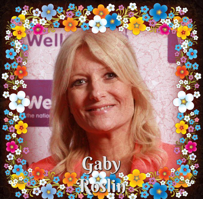 Happy Birthday Gaby Roslin , Alison Wright, Mark McGann & Christopher Quinton    if it\s your Birthday M H R
