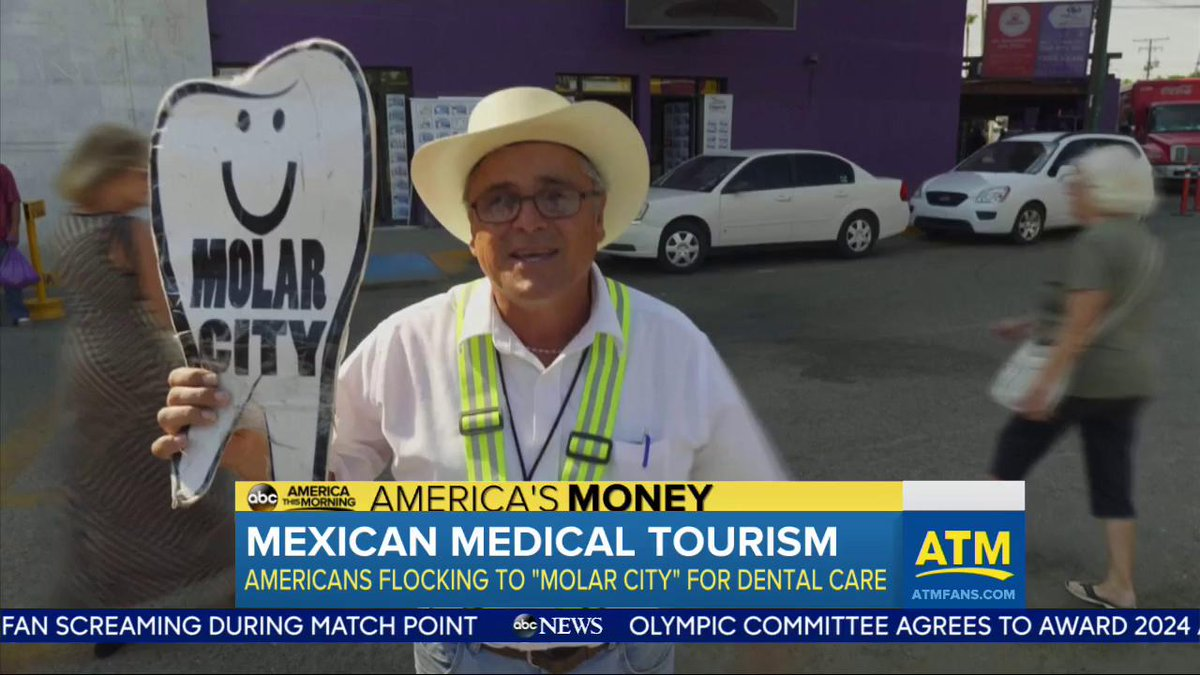 Abc Dental Care molar city mexico growing medical tourists heading south