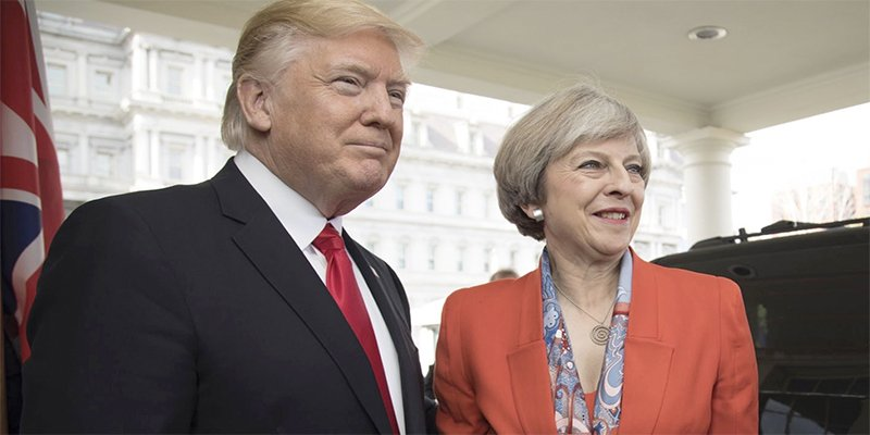 Britain sounds a warning to Washington #TrumpPresident #TheresaMay  http:// thecorner.eu/world-economy/ britain-sounds-warning-washington/65776/ &nbsp; … <br>http://pic.twitter.com/GXhMqI23JX