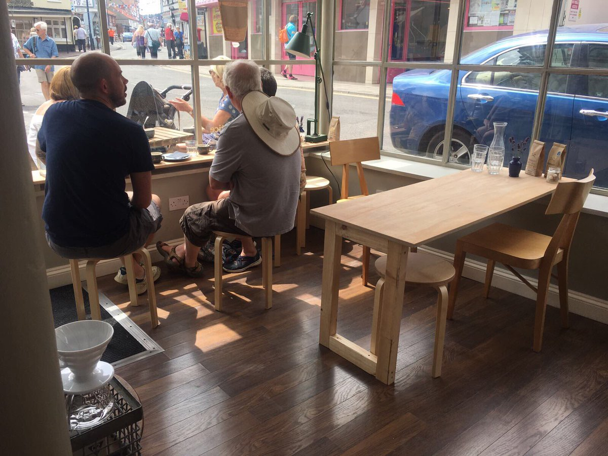 Grey Seal Coffee On Twitter Grey Seal Sheringham At The