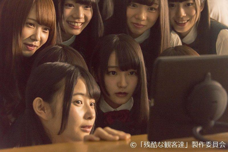 【最終回にけやき坂46全員出演🎉】 本日深夜25:09~「#残酷な観客達」第9話が日本テレビにて放送…