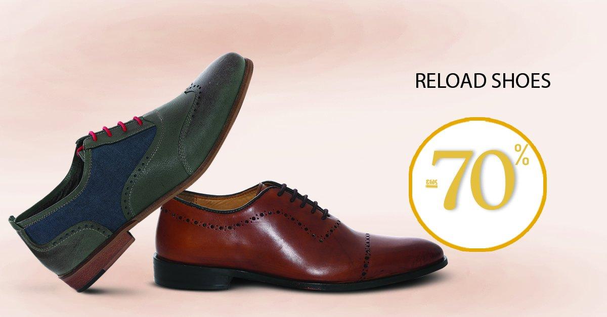 Ανδρικά και γυναικεία παπούτσια σε απίθανα σχέδια από την συλλογή Reload Shoes! SHOP NOW --> https://t.co/hRAmJQzUmV https://t.co/XkbrQzF7Zt