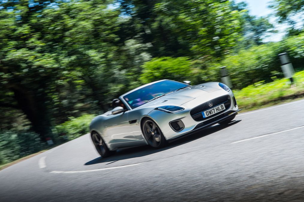 If you don't want to stretch to a V8 Jaguar F-type, the new Sport 400 could be the pick of the V6 range https://t.co/5aJHGe3Xme
