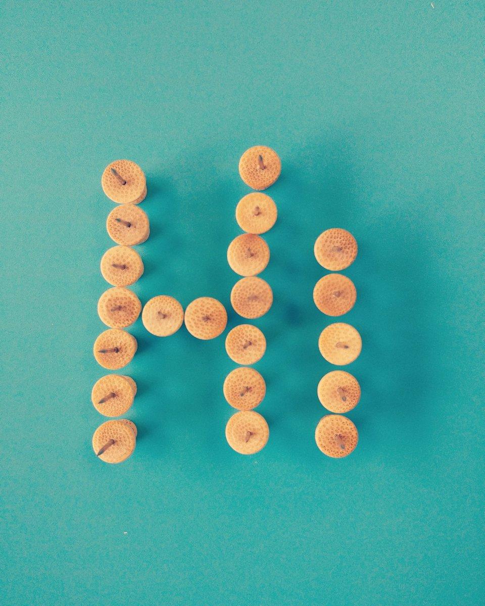 Well hello :) #MidweekMadness #OnyxandGreen #WorkWorkWork #bamboo #pushpins <br>http://pic.twitter.com/PrdPq9T61T