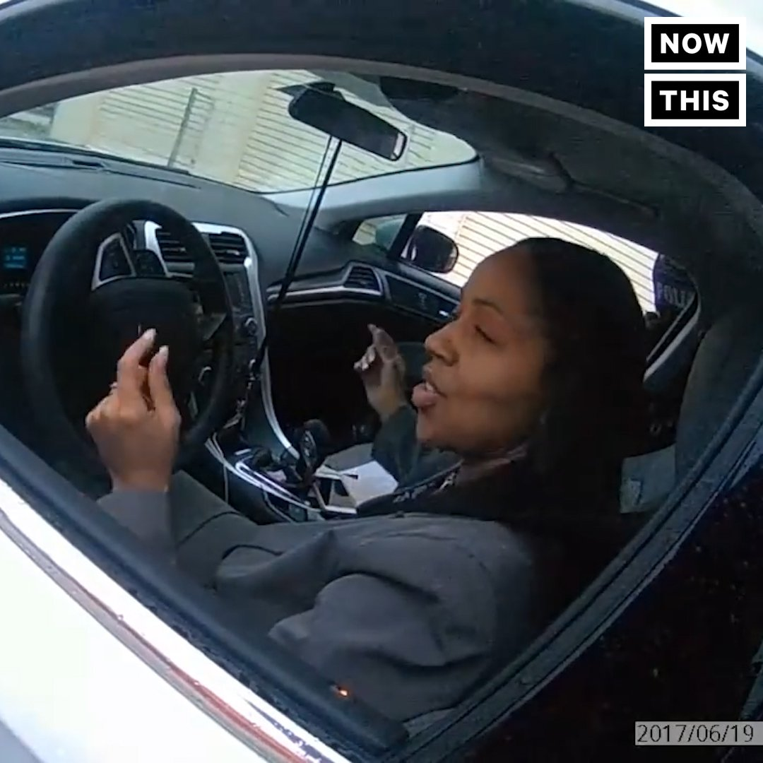 Police pulled over this black State Attorney — and then couldn't even explain why