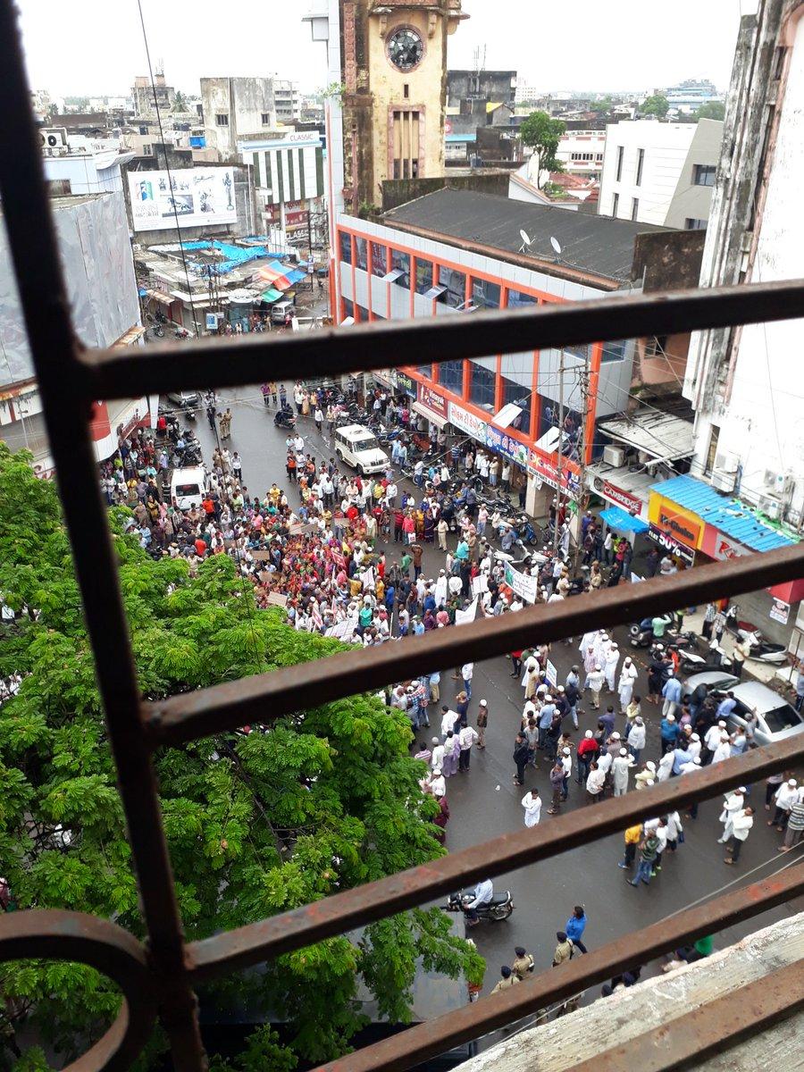 Valsad, Pahalgam market observe bandh over terror attack