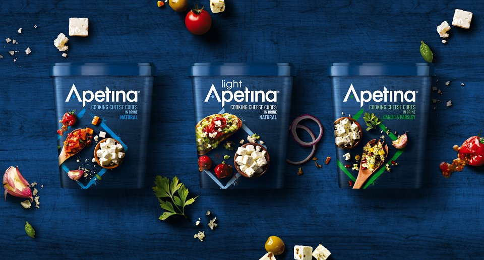 Our work for Apetina is in the spotlight! #branding #packagingdesign #visualidentity