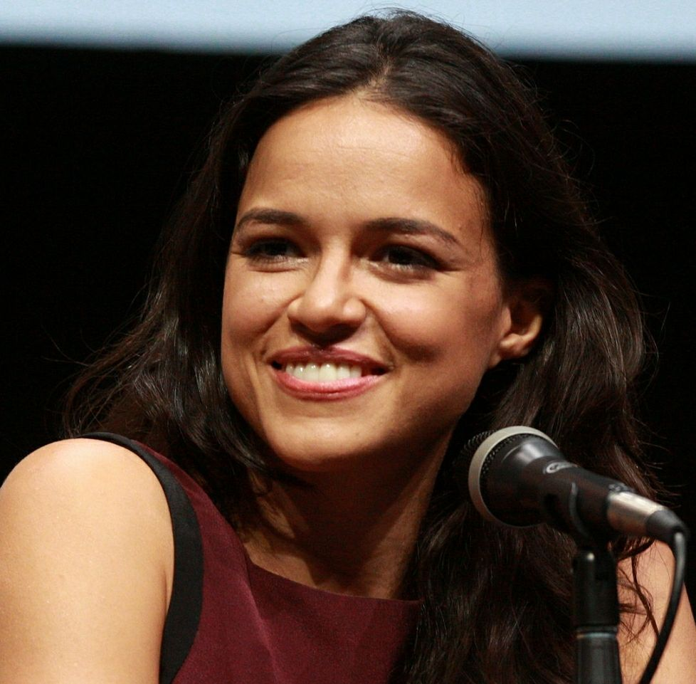 Happy birthday blessings, Michelle Rodriguez