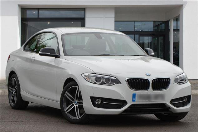 Bowker BMW on Twitter The BMW 218d Sport Coupe  30990 per