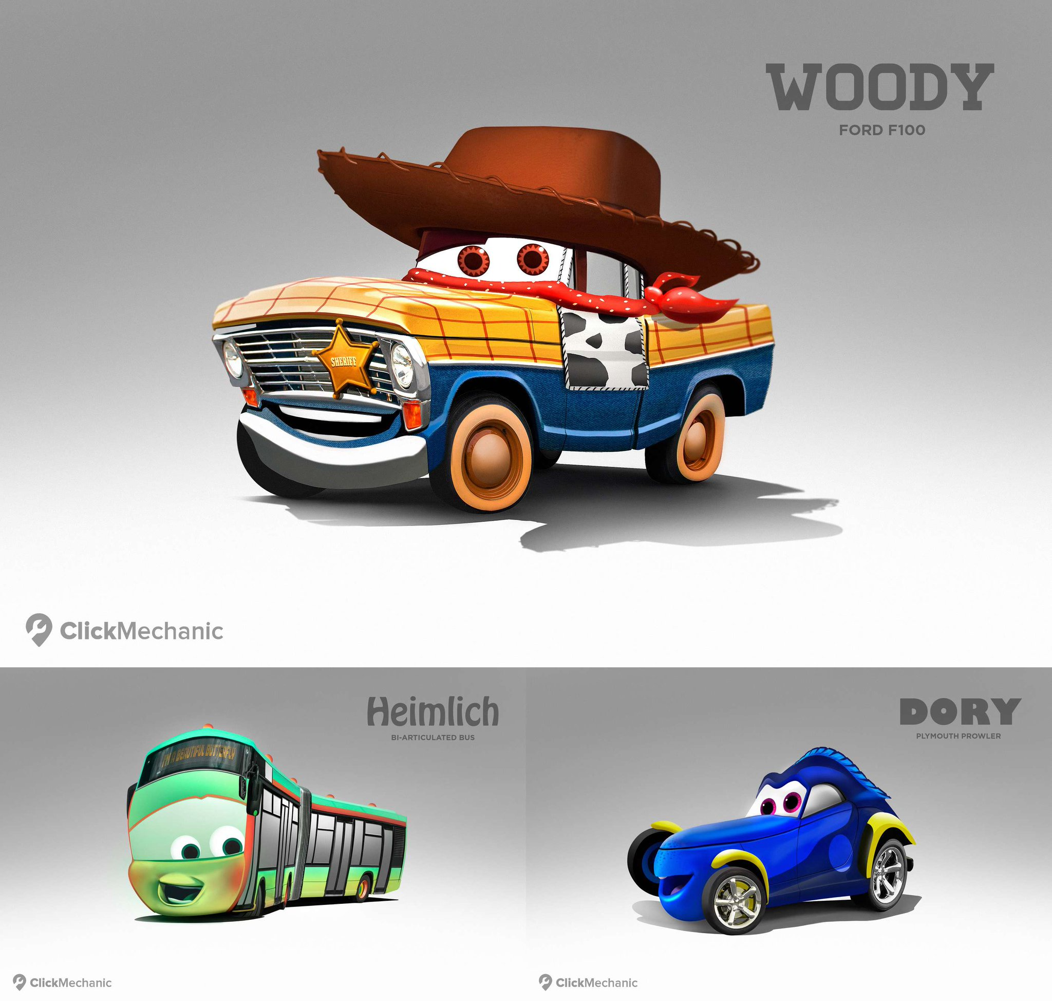 "Pixar Post On Twitter: ""Mr. Incredible, Heimlich, Woody"