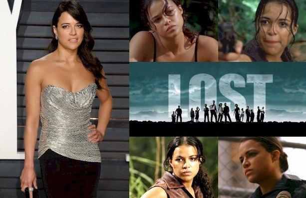 Hoy cumple 39 años Michelle Rodriguez (Ana Lucia Cortez en Happy Birthday