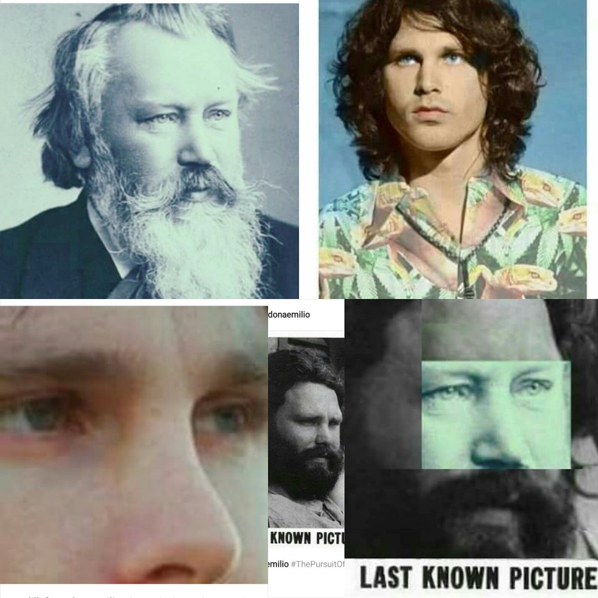 @RobbyKriegerArt  @JohnDensmore  @TheDoors  #TheDoors&#39; #JimMorrison&#39;s eyes were #blues.Very few pictures were this is clear/ #JohannesBrahms <br>http://pic.twitter.com/KsGlh0Xcvk