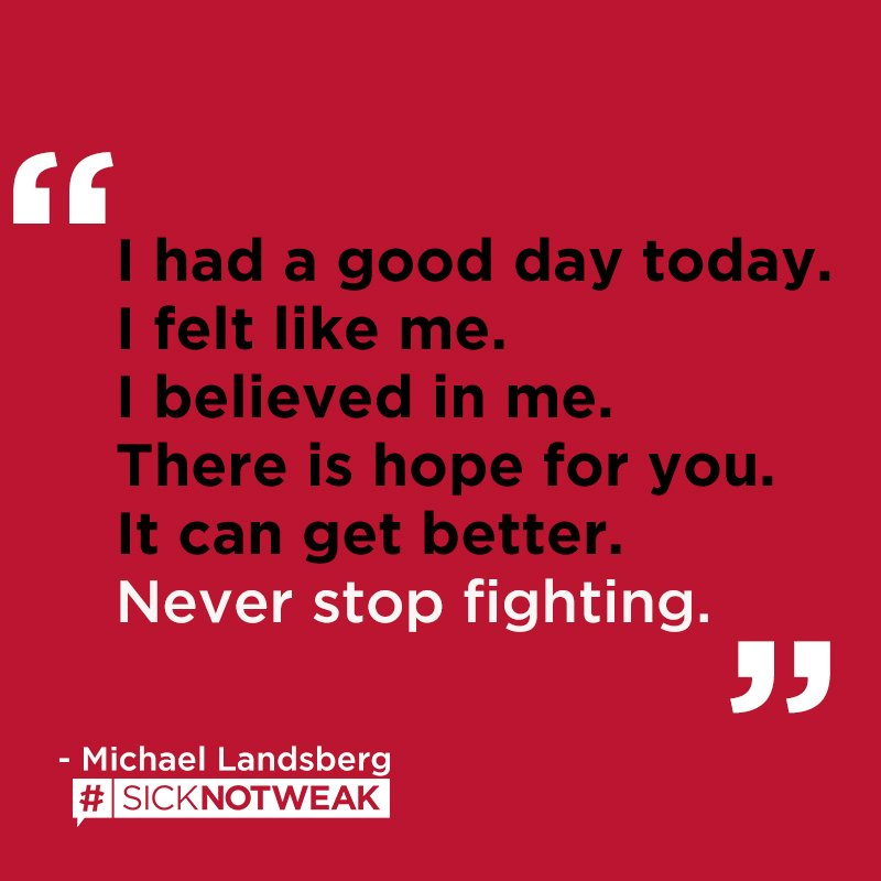 Keep fighting for your happiness. #FFYH