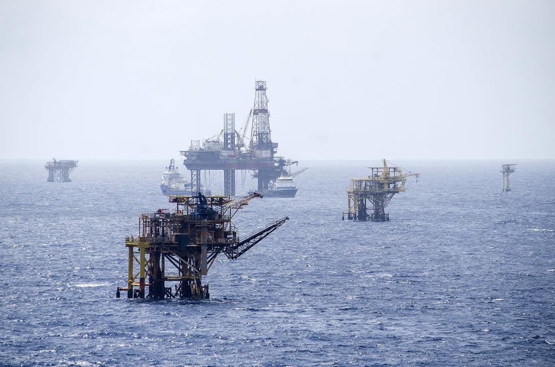 Resultado de imagem para petróleo no Golfo do México