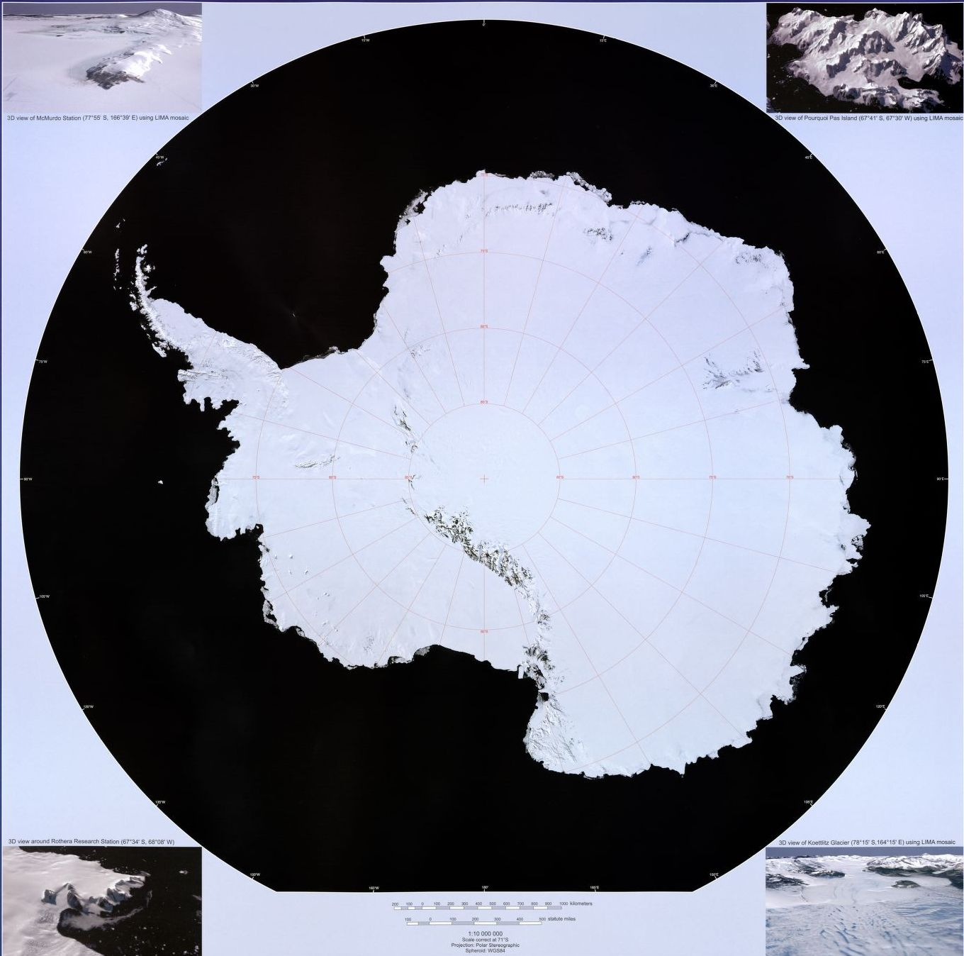 #ICYMI an iceberg 100x the size of Manhattan broke off Antarctica.Use our maps to explore the affected area #LarsenC https://t.co/mwyb9SCZka https://t.co/wTZ02F1kag