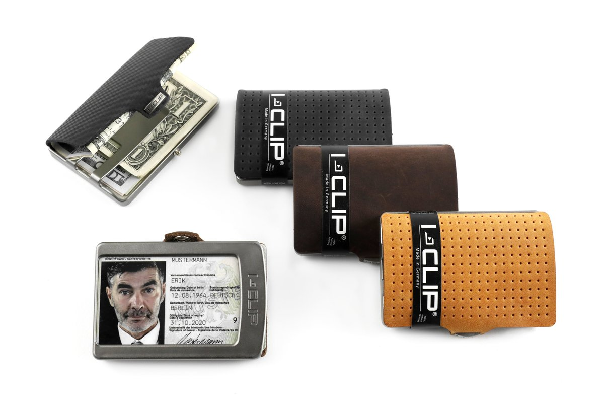 An intelligent wallet for every style 😎 #iclip #Mensfashion #style #fashion #slimwallet #wallet #menswear #edc https://t.co/I24qLRDdy2