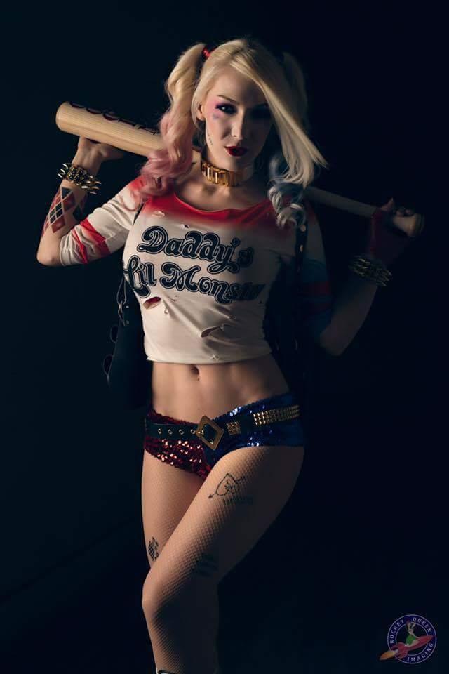 Danielle Denicola Body Paint
