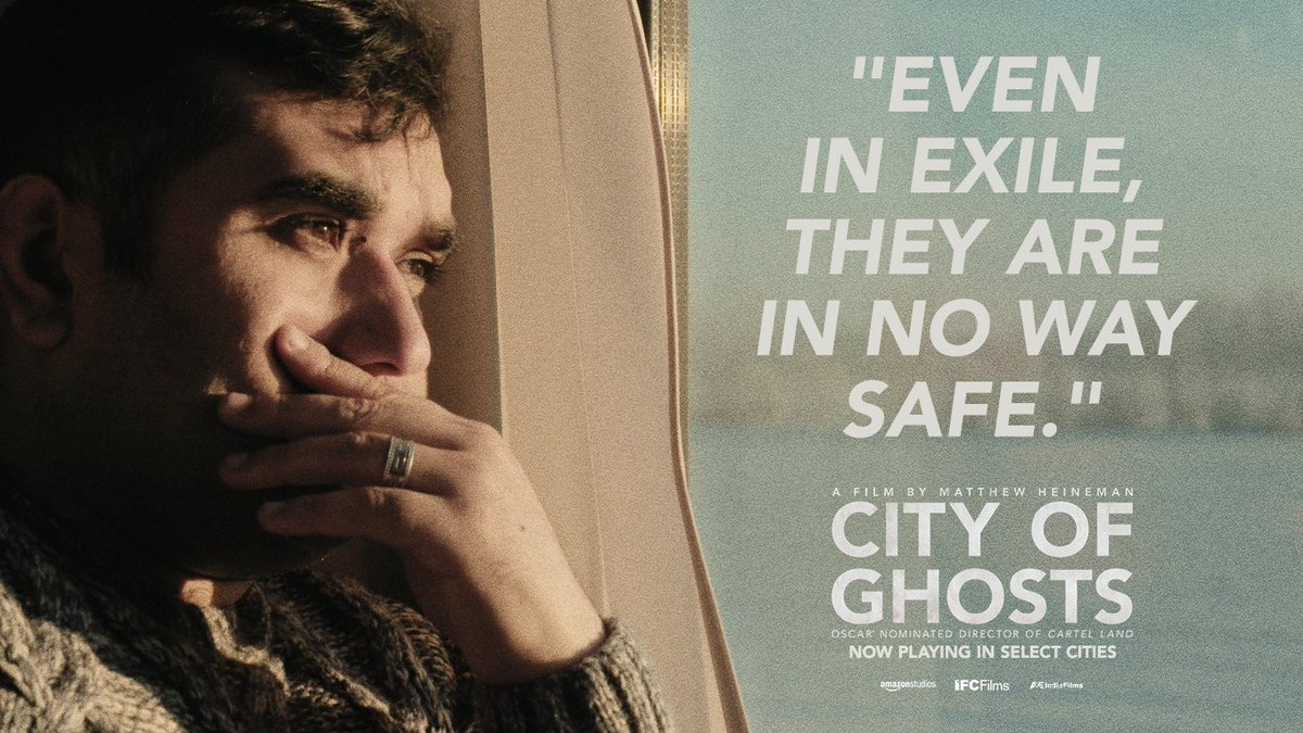 There's no end unless ISIS is defeated. #CityofGhosts is now playing in NYC: http://tickets.cityofghosts.com