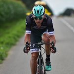Just 242 meters missing for the stage victory after 203.5km in the breakaway...  @letour @BORAhansgrohe #ridenatural