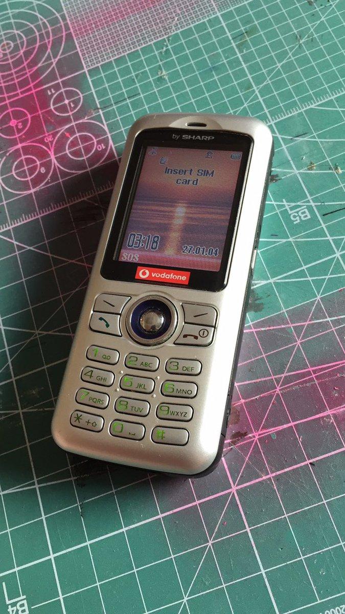 Мобилка sharp gx15 инструкция