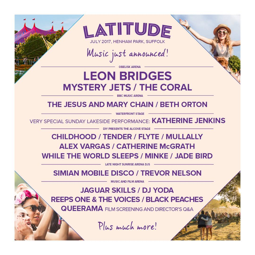 NINJAAASSSS!!!!!!! Who's coming to @LatitudeFest this weekend and what do you wanna here??? https://t.co/mEgpVqMwoo