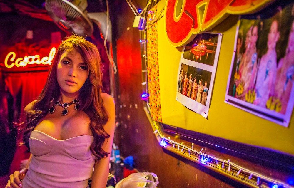 Бангкок улица красных фонарей порно онлайн — pic 10