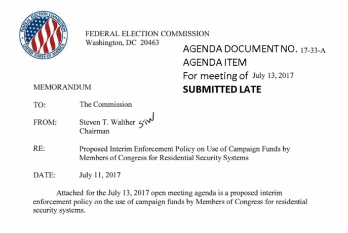 Dave Levinthal On Twitter 1 Fec Will Consider Allowing