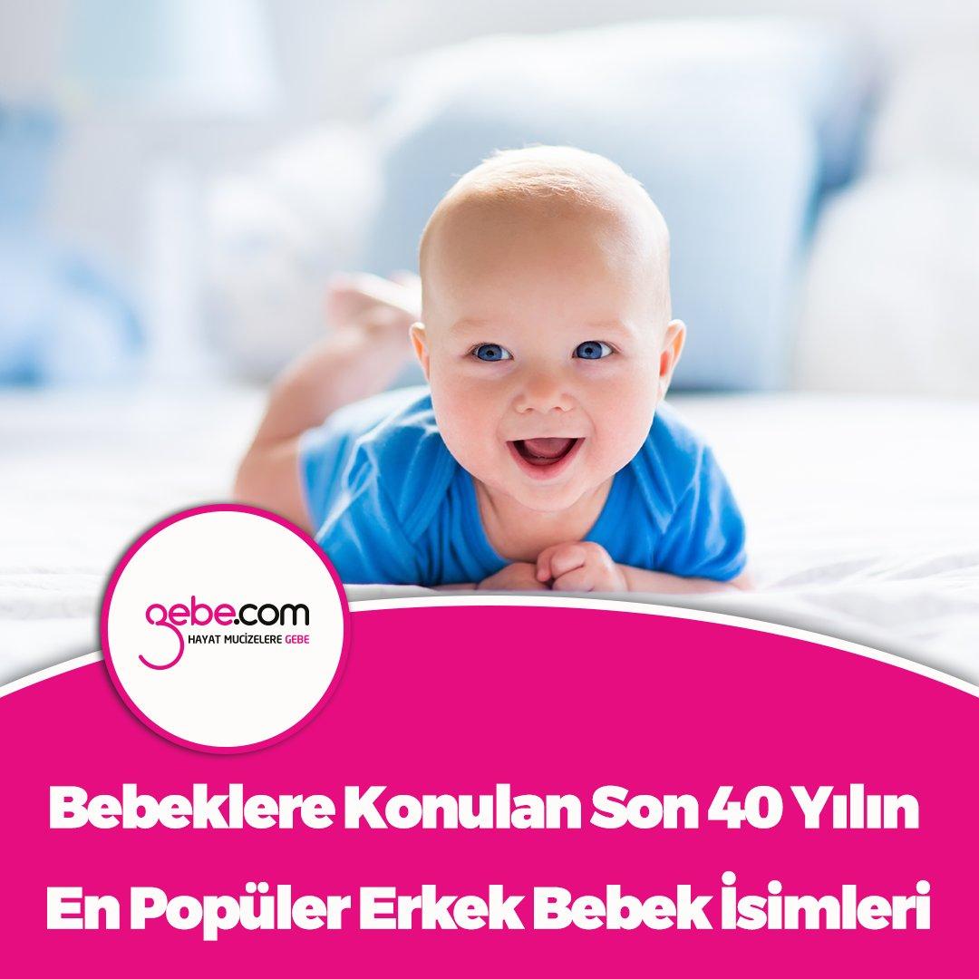2017 yılının en popüler erkek ve kız bebek isimleri