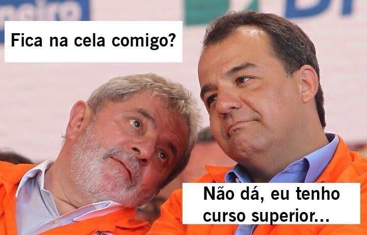 Lula e Sérgio Cabral: os meses não param e batem recordes!