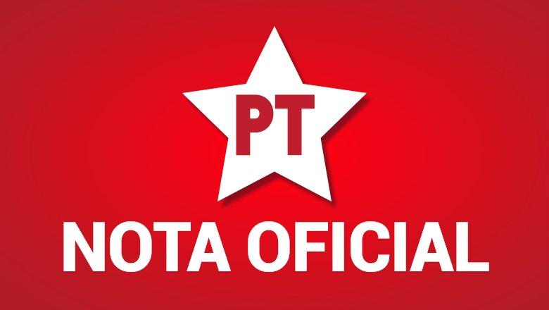 Nota oficial: Condenação de @LulapeloBrasil representa ataque à democracia. https://t.co/pnM8YklsLL