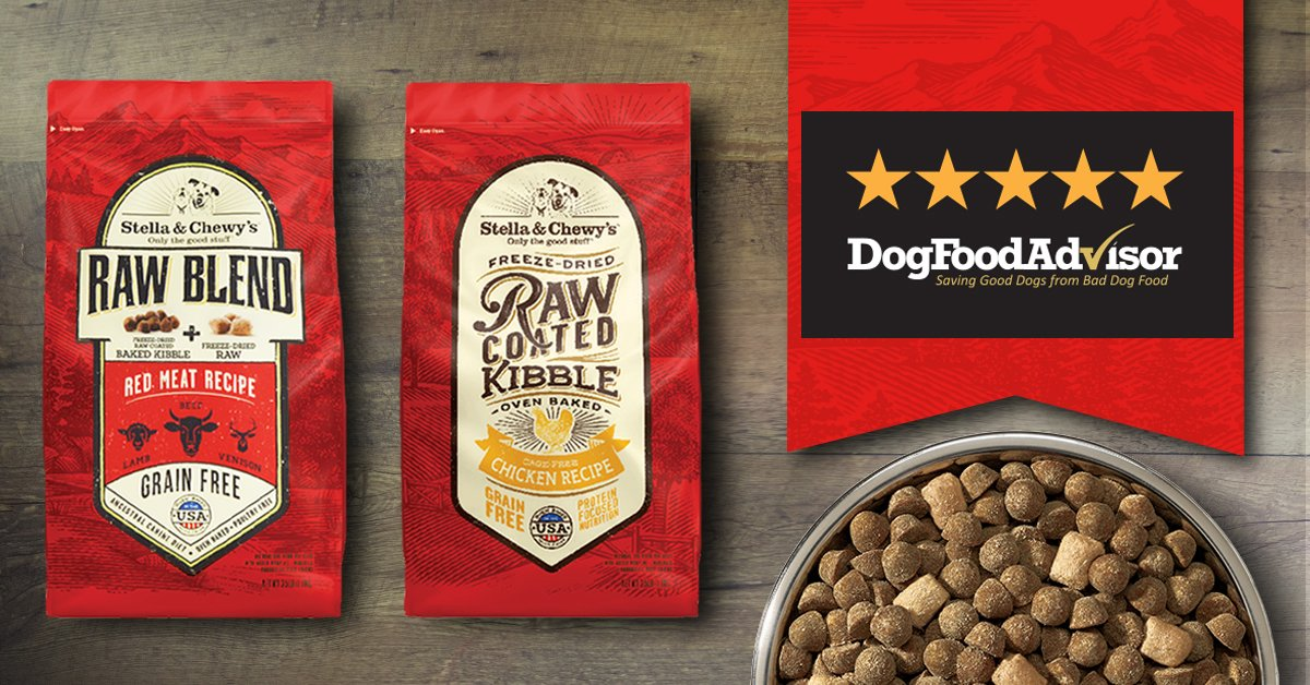 Dog Food Advisor 5 Star Kibble Best Food 2017