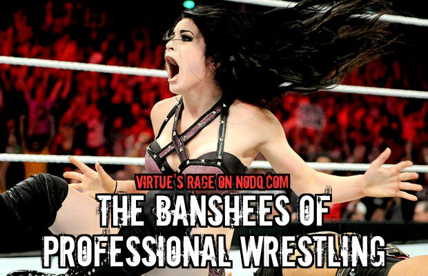 The Banshees of Professional Wrestling
