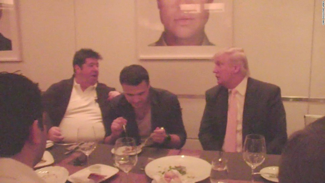BREAKING: Exclusive video shows Donald Trump with associates tied to email controversy https://t.co/URiI86oQ9q