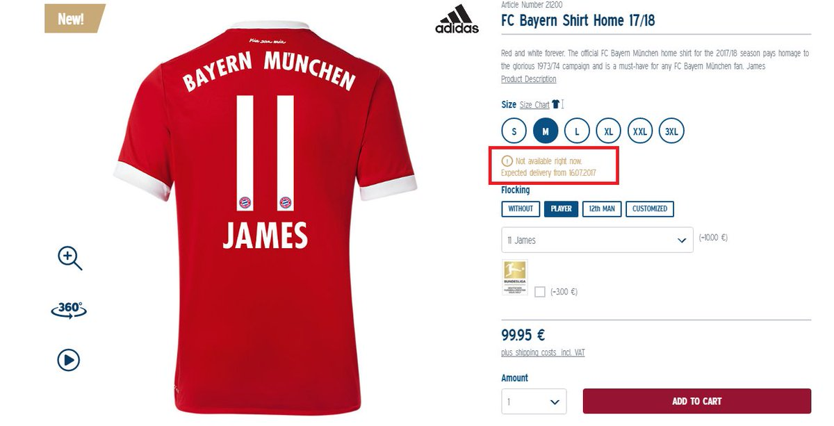 online store 78ecb f25f8 Bayern & Germany on Twitter: