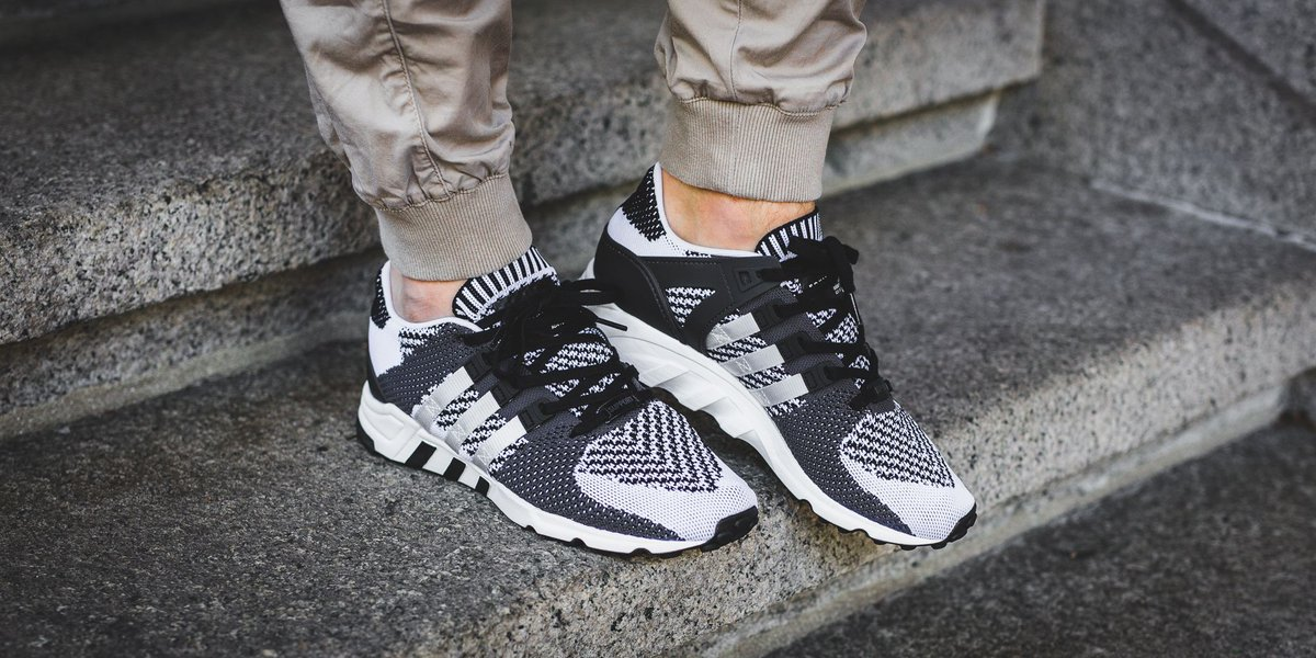 the latest 847af e59dd ONLINE NOW! Adidas Eqt Support Rf Primeknit - Core BlackVintage WhiteUtility  Black SHOP HERE httpbit.ly2t50ozH pic.twitter.comInNg11hEPw