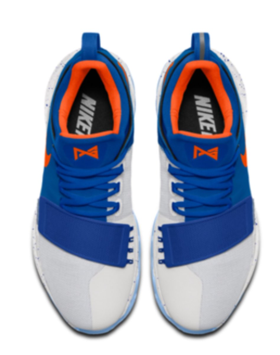 d0fd56dc44ee Nike offering fans chance to get pg1 s in okc colors on nikeid ...