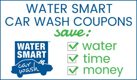 Water Smart Car Wash Coupons