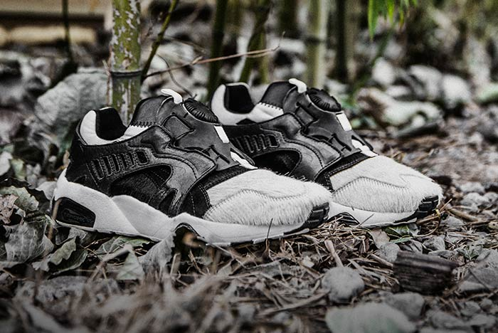 PUMA were way ahead of the  AddPandasImproveAnything curve with this fuzzy  wuzzy Disc Blaze  740118e3d