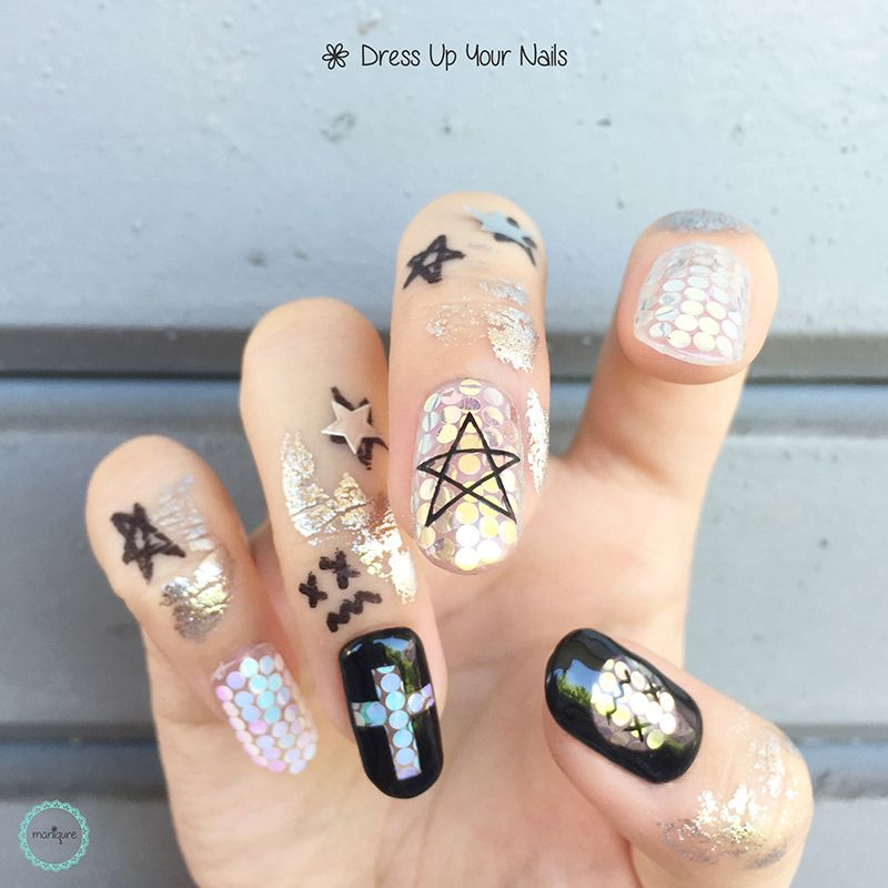Maniqure Nail Salon On Twitter High Fashion Design Manicure